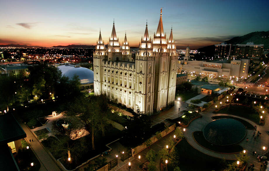 Salt Lake City, Utah ranked as the most superficial city in the WhatsYourPrice.com rankings. Photo: DOUGLAS C. PIZAC, AP / AP