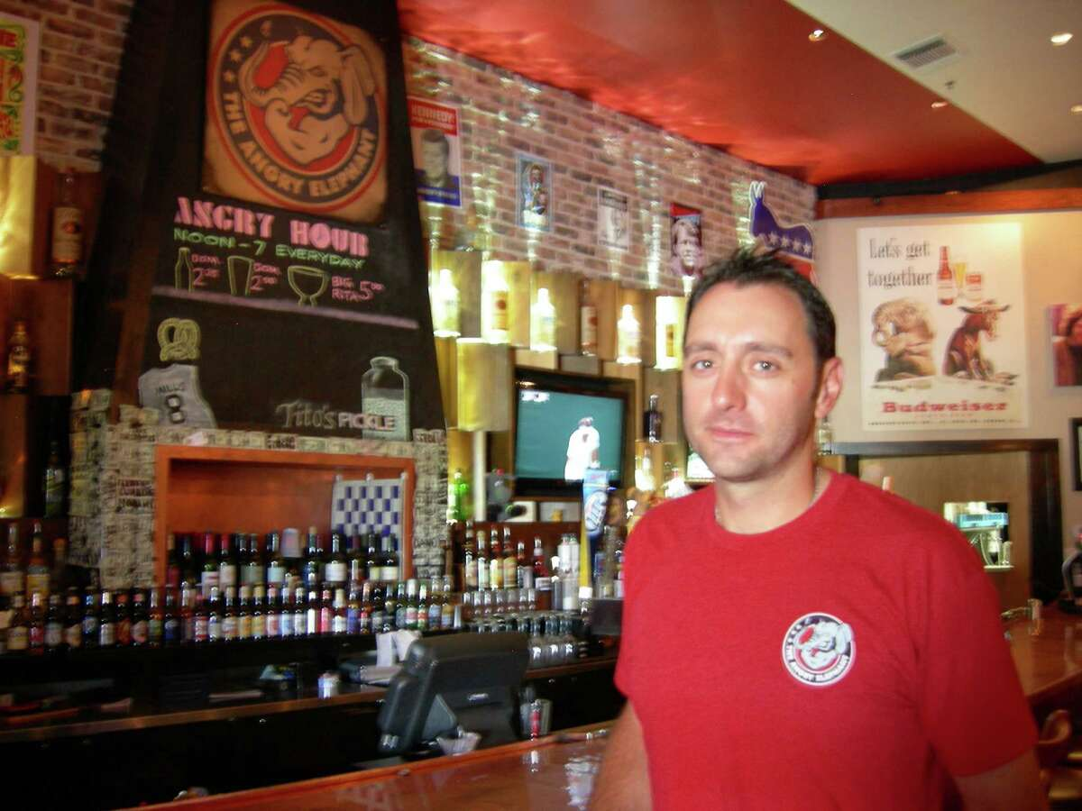Owner Chip Ingram and his Angry Elephant team are looking at a more upscale party hangout spot not far from his political-themed bar.