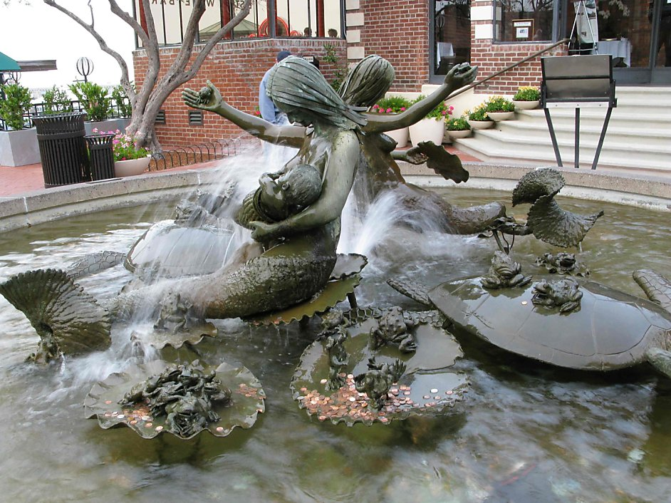 Fountain Creates Gush Of Interest In Ruth Asawa   SFGate