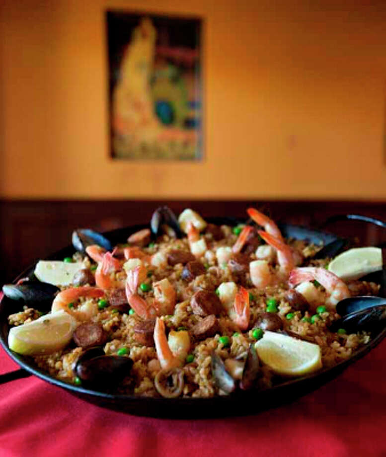 SpainRioja: Thanks to the passionate attentions of Spanish chef-owner Ignacio Fonseca and his partner, Luis Acosta, this west-side tapas restaurant is a destination restaurant for anyone who cares about food and wine. 11920 Westheimer, 713-249-1727 Photo: Nick De La Torre, Houston Chronicle / Houston Chronicle