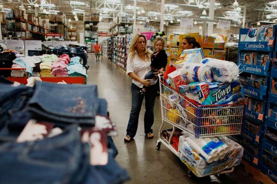 Costco raised its yearly membership fee in late 2011 by $5 to $55, its first membership bump in five years. Despite that, Costco enjoyed a deeply loyal following, with nearly 90 percent of customers (in the U.S. and Canada) renewing their membership last year. Photo: Joe Raedle , Getty Images / Getty Images