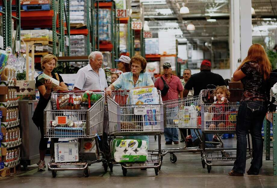 A big appeal of Costco isn't the bulk goods, but what it calls a 'treasure hunt atmosphere.' That's when you get all excited when you find great deals on high-end brands sprinkled throughout mundane paper towel products and ink cartridges. Last year, Costco added Bose, Calphalon and Tommy Bahama to its stock.