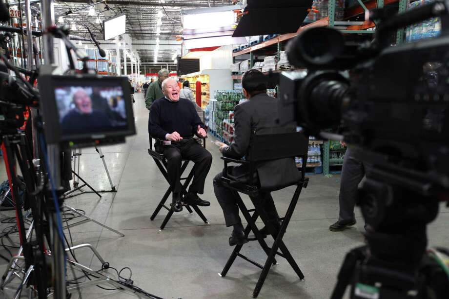 'The normals rules don't apply,' Costco CEO Craig Jelinek (left) told CNBC of the company's formula for success. 'A lot of things we do are contrary to conventional wisdom.' Photo: Photo Courtesy CNBC