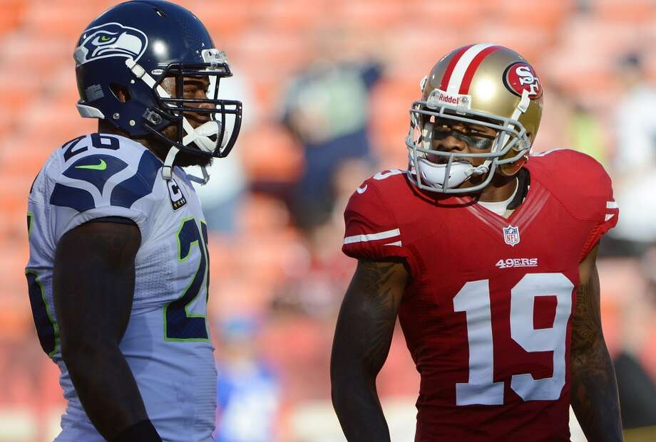 The biggest rivalries in Seattle sports  Seattle sports fans don't often show hatred of opposing teams, but when they do, it can get nasty. Cases in point: The Seahawks-49ers rivalry, resuming Thanksgiving night in a high-stakes showdown, and Saturday's 107th edition of the Apple Cup.  We take a look at some of the best rivalries in Seattle sports, both current and past. Cruise through the gallery to see our most heated head-to-head matchups. Photo: Thearon W. Henderson, Getty Images