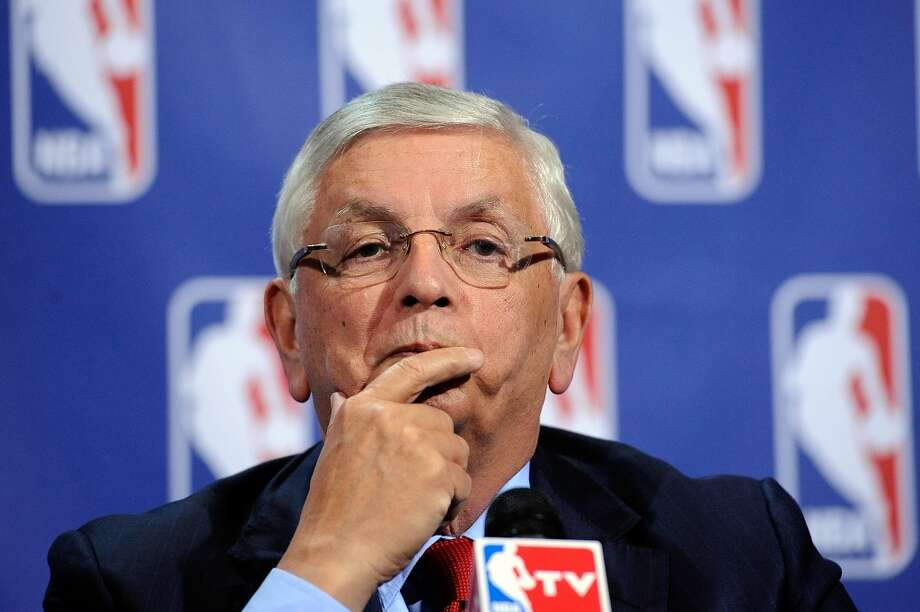 Seattle vs. David Stern  Is there a more hated man in Seattle than David Stern? Probably not. The former NBA commissioner helped tear a 41-year-old franchise away from Seattle, then kept a team on the brink of coming to Seattle (the Kings) in their home of Sacramento. No Seattleite is sad Stern retired in February. But is the new commish, Adam Silver, really be any better? Photo: Patrick McDermott, Getty Images