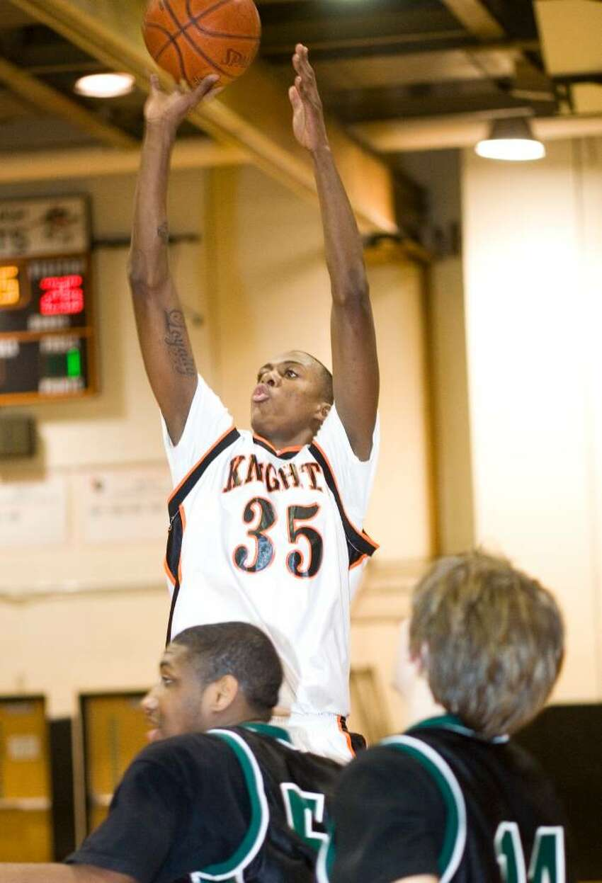 Stamford High School plays Norwalk High School in Stamford in boys basketball.