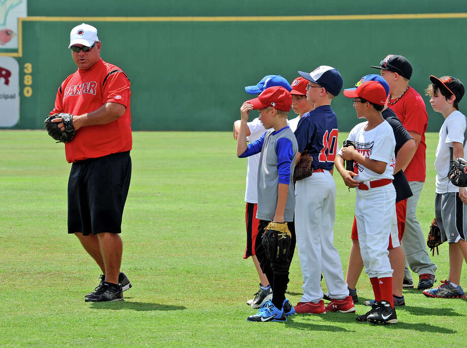 Lamar Jim Gilligan Baseball Summer CampJune 16-25Vincent-Beck Stadium at Lamar UniversityVisit Website Photo: Guiseppe Barranco, STAFF PHOTOGRAPHER / The Beaumont Enterprise