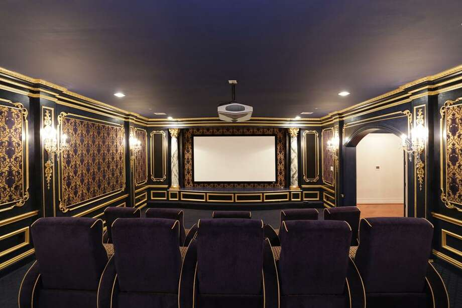 Why go out to view films when you have this Theater in the heart of your own Home?! Please! No talking or texting during the film.!