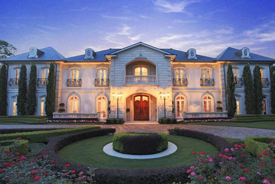 Epic luxury found in this 21st Century Belle Epoch French Chateau.