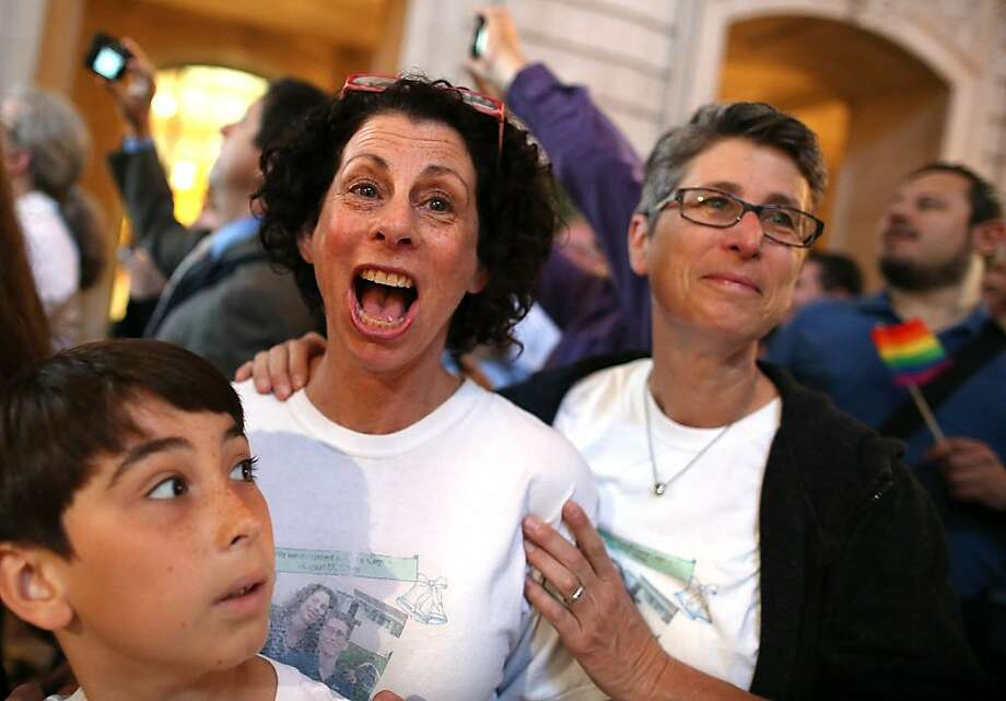 same sex marriage and us supreme court in San Diego