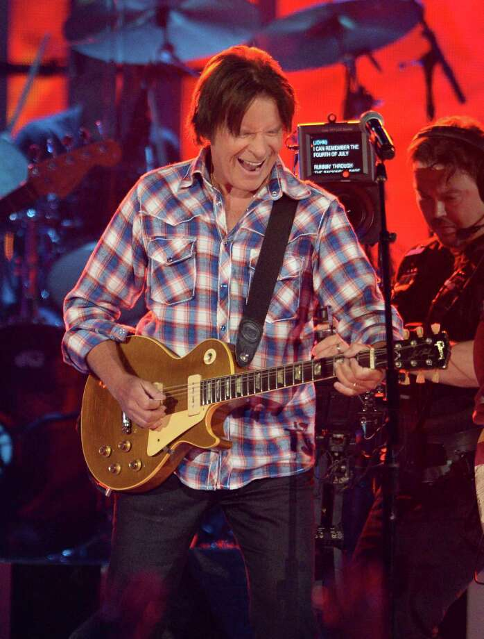 John Fogerty performs at ACM Presents: Tim McGraw's Superstar Summer Night at the MGM Grand Garden Arena on Monday, April 8, 2013, in Las Vegas. (Photo by Al Powers/Invision/AP) Photo: Al Powers / Invision