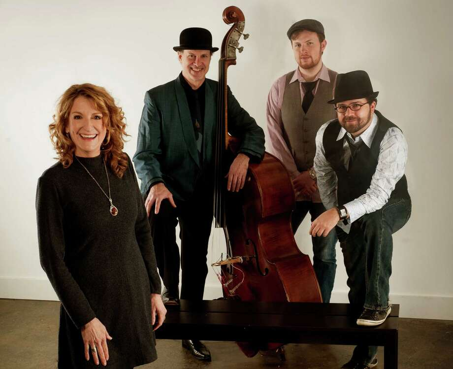 Claire Lynch Band (Courtesy Old Songs) Photo: ALISON HARBAUGH / 2010