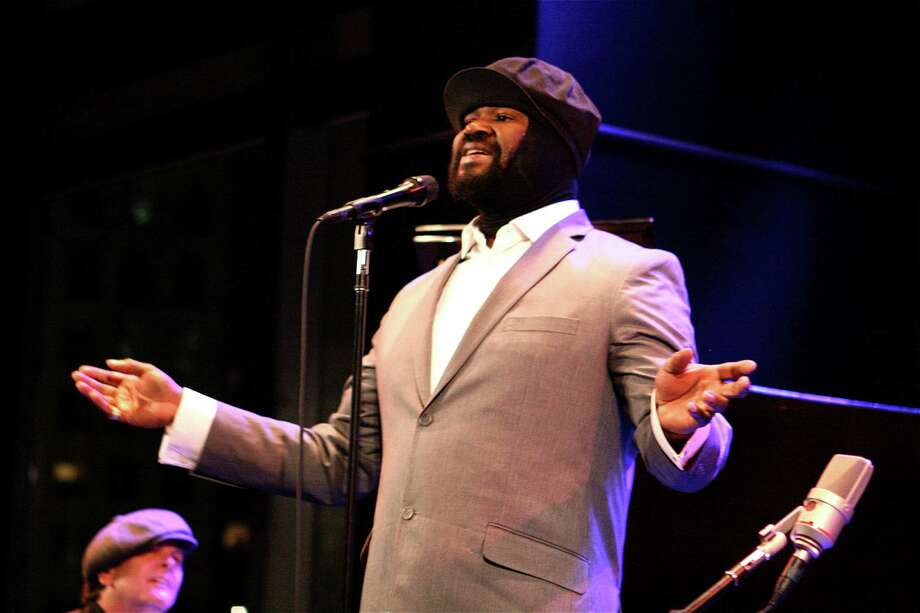 Gregory Porter (Courtesy the artist)