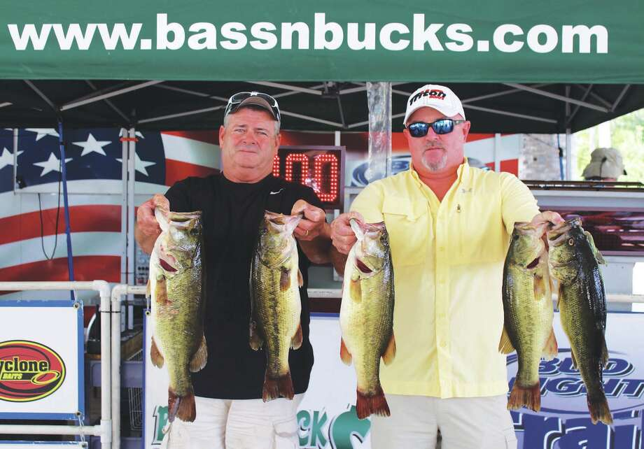 Stan Burgay and Lance Hughes topped the field with a nice bag that weighed 23.87 lbs.