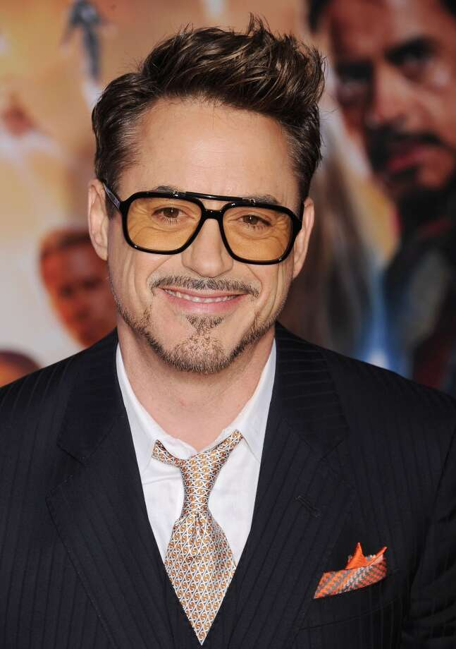 20. Robert Downey Jr.