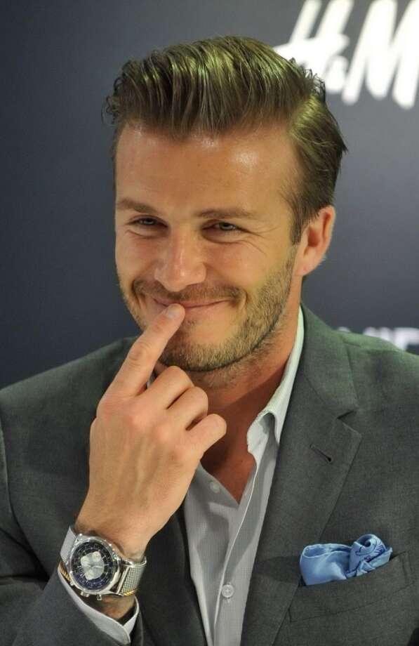 19: David Beckham