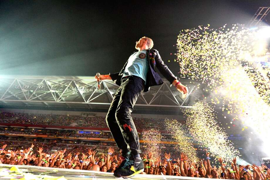 14: Coldplay