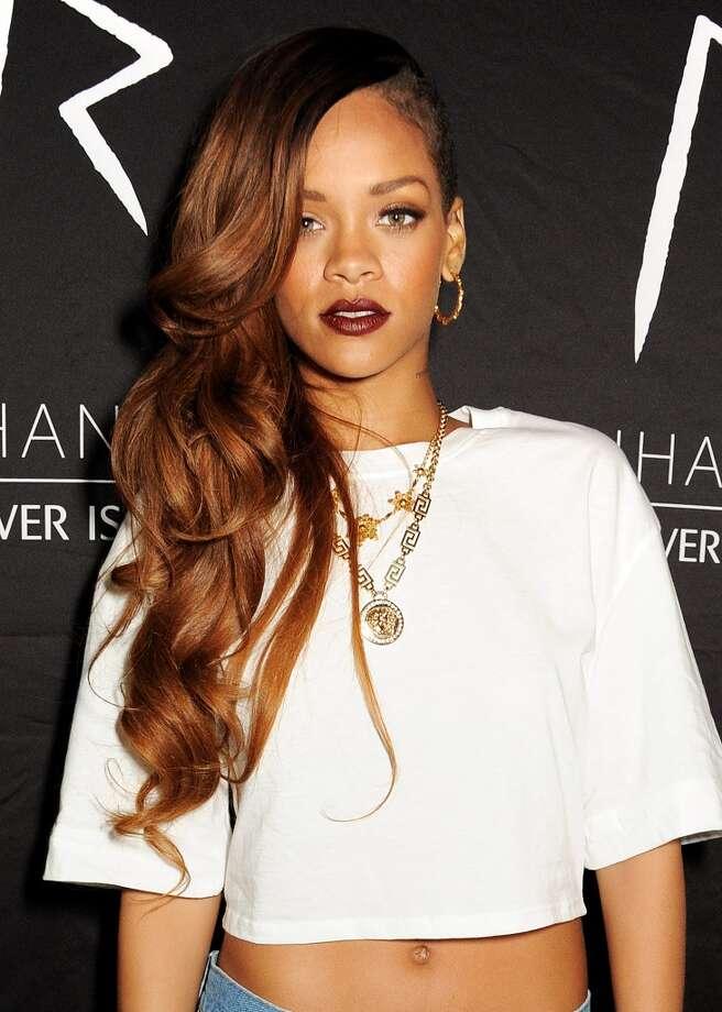 13: Rihanna