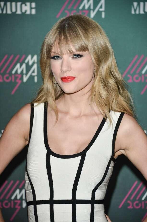 6: Taylor Swift