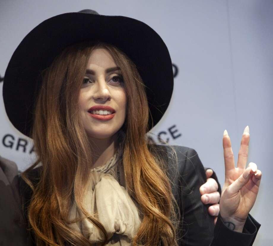 2: Lady Gaga