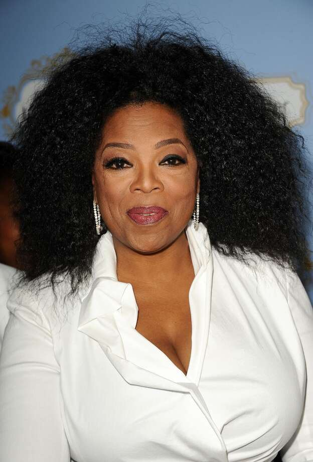 1: Oprah Winfrey
