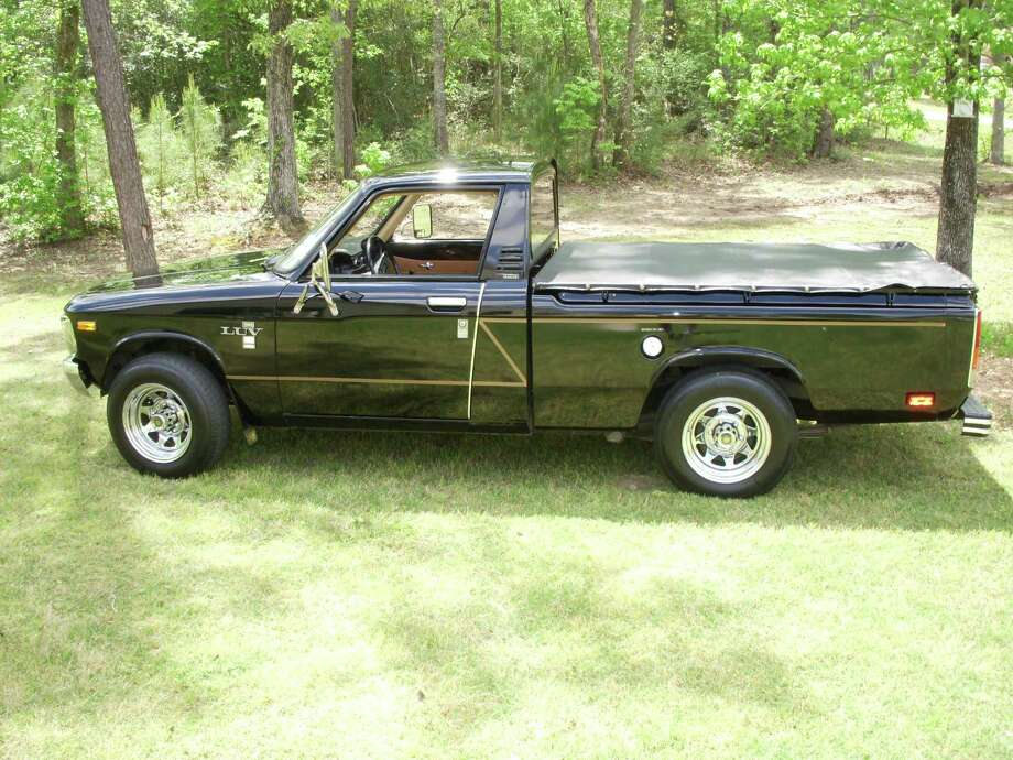 Sonny Kirchner is the original owner of this 1980 Chevy LUV, which he bought at Chuck Davis Chevrolet in Houston in October 1980 for $6,000.