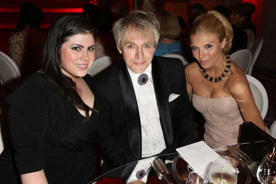 Megan Thrash, left, Nick Rhodes, and Lindsey Love