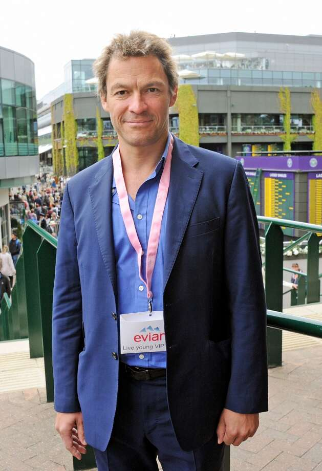 Dominic West attends the evian 'Live Young' Suite at Wimbledon on June 24, 2013 in London, England.  (Photo by Dave M. Benett/Getty Images for evian)