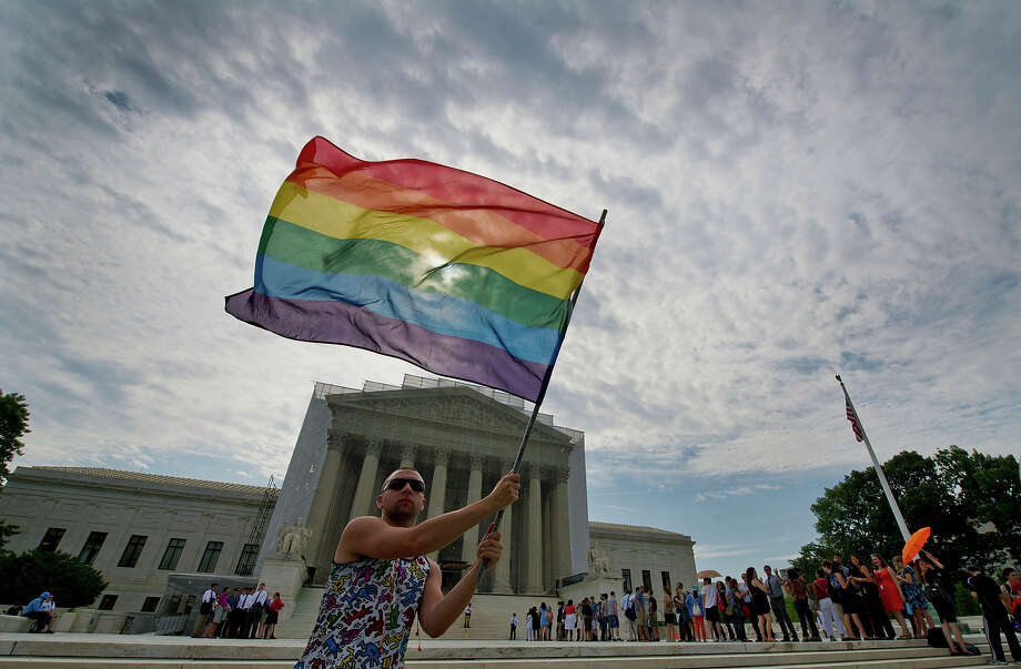 Denver and Colorado doesn't have same-sex marriage.  But same-sex marriages have taken place in neighboring Utah. Utah, not Colorado? Game over Photo: Douglas Graham, Roll Call/Getty Images / © 2013 CQ Roll Call