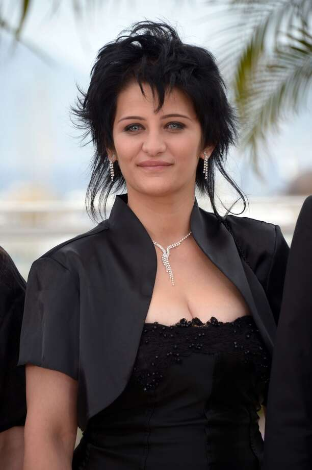 Here's a 2012 version of the mullet at the Cannes Film Festival.