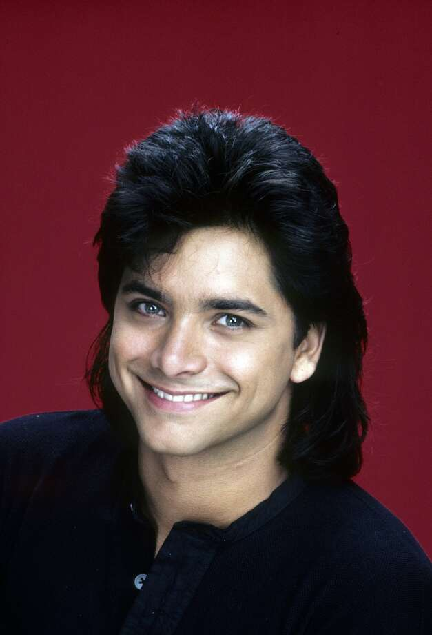 Uncle Jesse - I mean John Stamos - was just too cool for normal hair.