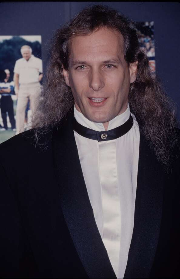 Michael Bolton's easy listening tunes could make grown women weep, as his mullet trickled down his shoulders.