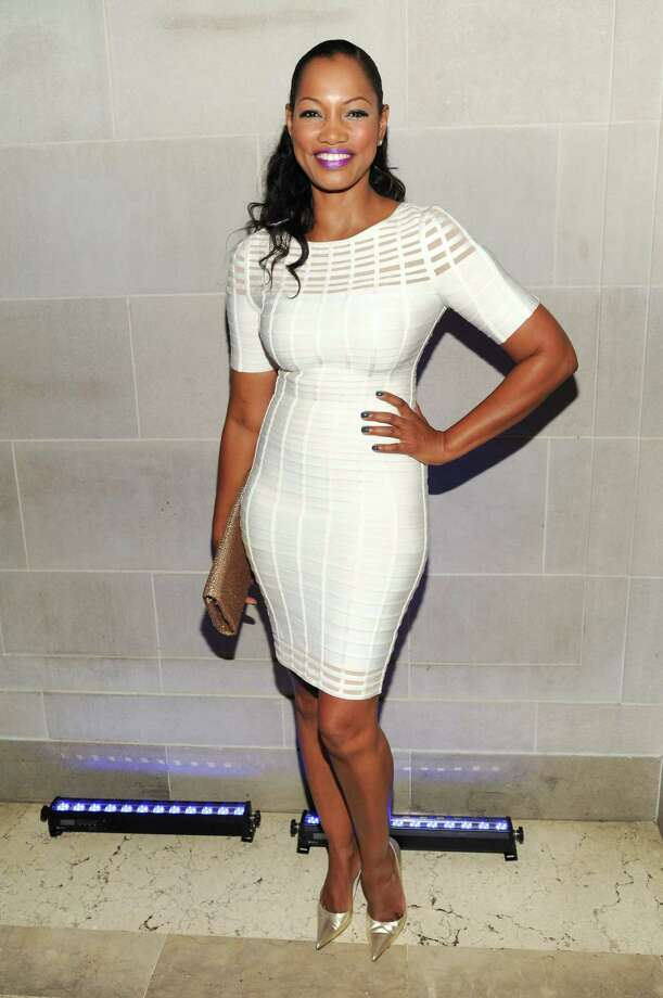 "Actress Garcelle Beauvais attends the ""White House Down"" premiere party at The Frick Collection on Tuesday, June 25, 2013 in New York. (Photo by Evan Agostini/Invision/AP) ORG XMIT: NYEA206 Photo: Evan Agostini, AP / Invision"
