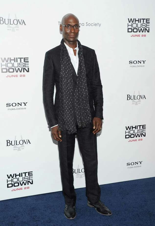 "Actor Lance Reddick attends the ""White House Down"" premiere at the Ziegfeld Theatre on Tuesday, June 25, 2013 in New York. (Photo by Evan Agostini/Invision/AP) ORG XMIT: NYEA104 Photo: Evan Agostini, AP / Invision"
