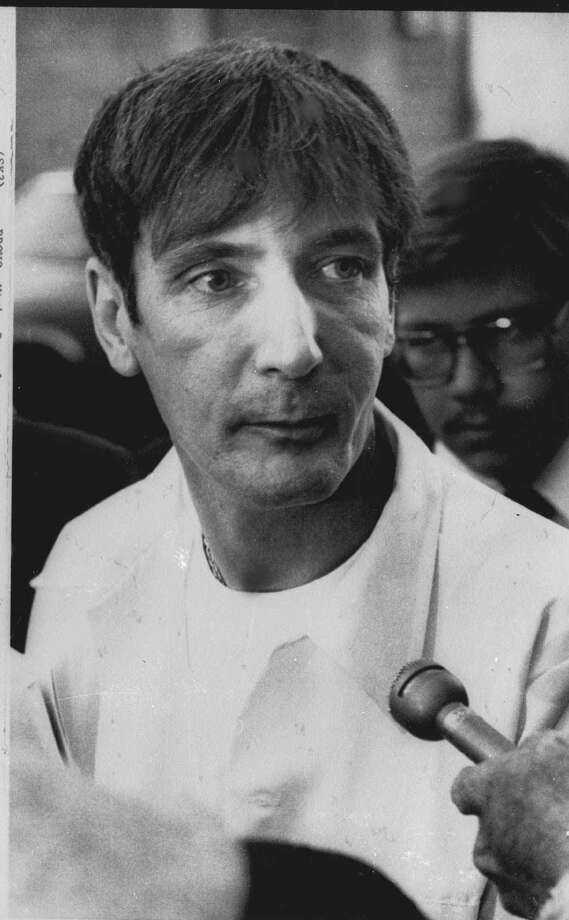 Gary Gilmore, executed 1977 (the first after the reinstatement of the death penalty)