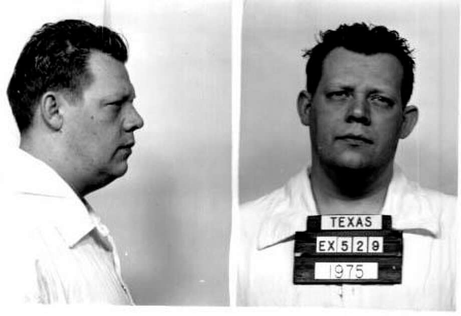 Ronald Clark O'Bryan, executed 1984 Crime: Murder of his 8-year-old son with a poisoned Pixie Stix, earning him the nickname the Candyman. Photo: Harris County TDC / handout