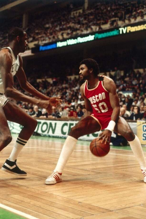 1977: Robert Reid, second round, 40th overallThe St. Mary's University (in San Antonio) product averaged 11.4 points per game during his 15-year career, 10 of which were spent in Houston. Reid played on both the 1981 and 1986 teams, which fell to the Celtics in the NBA Finals. Photo: Ron Koch, NBAE Via Getty Images