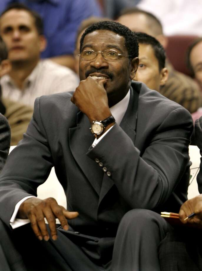1985: Sam Mitchell, third round, 54th overallMitchell never played for the Rockets during his 13-year career. He served as the head coach for the Raptors for five seasons. In 2006-07, he was named the Coach of the Year. Photo: Rusty Kennedy, Associated Press