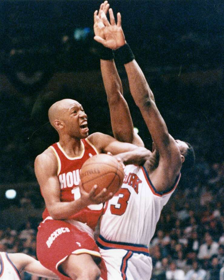 1993: Sam Cassell, first round, 24th overall The point guard was a key member of the back-to-back title teams. He played in one All-Star Game during his 15-year career. Photo: Chronicle File Photo