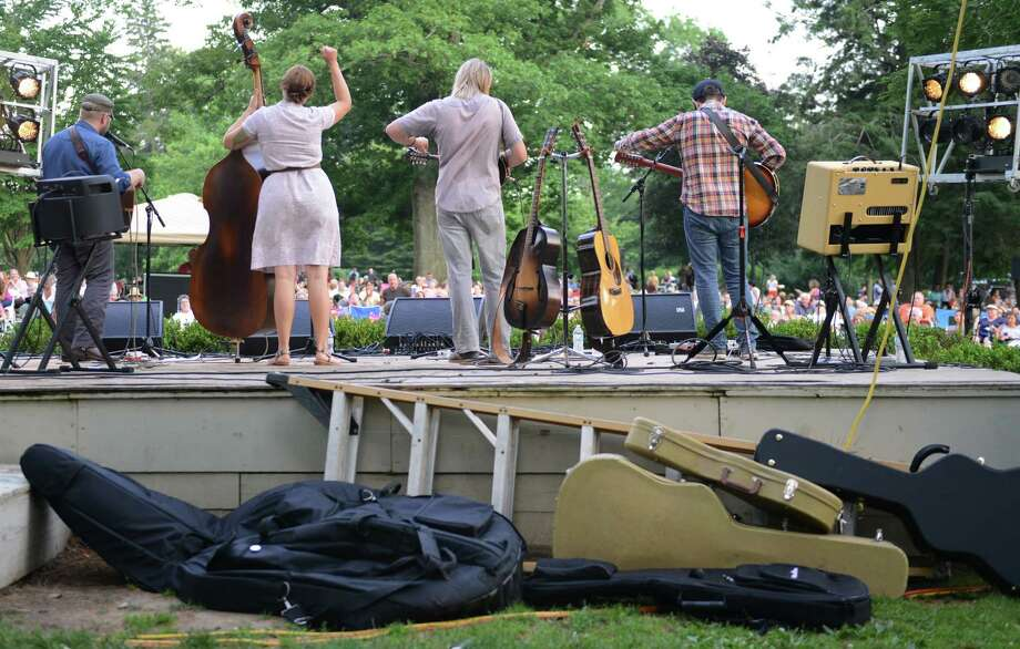 The CHIRP free concert series in Ridgefield begins May 29 and run through August 30. Check out the lineup. Photo: Tyler Sizemore / The News-Times