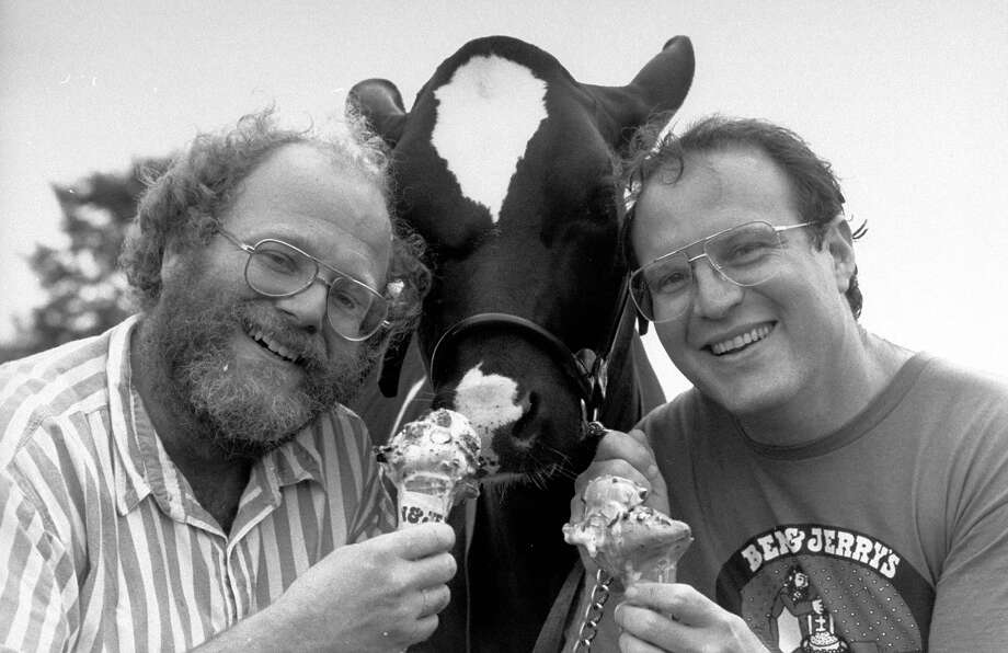 And then of course, there's Ben & Jerry, who were known to fatten up their dairy cows by feeding them ice cream. Photo: Steve Liss, Time & Life Pictures/Getty Image / Steve Liss