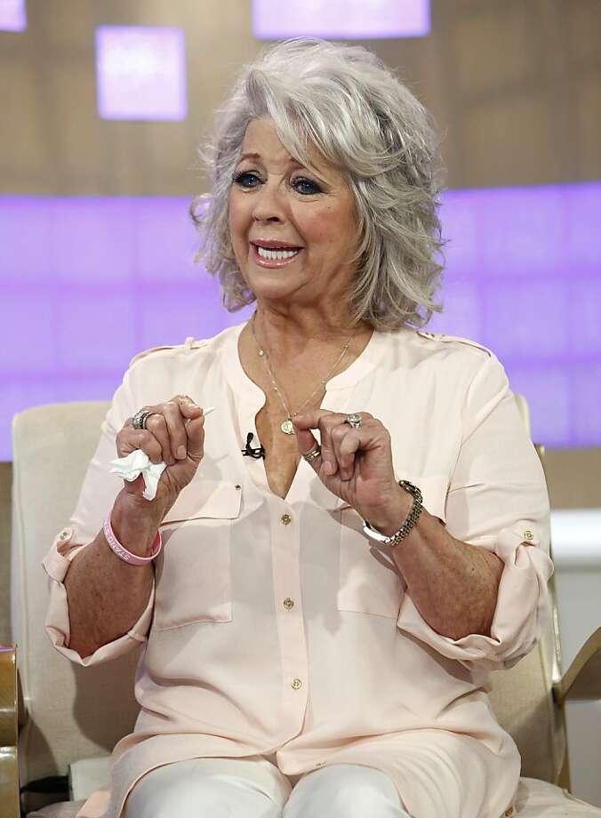 Celebrity chef Paula Deen is suffering fallout for using racial slurs. Photo: Peter Kramer, Associated Press