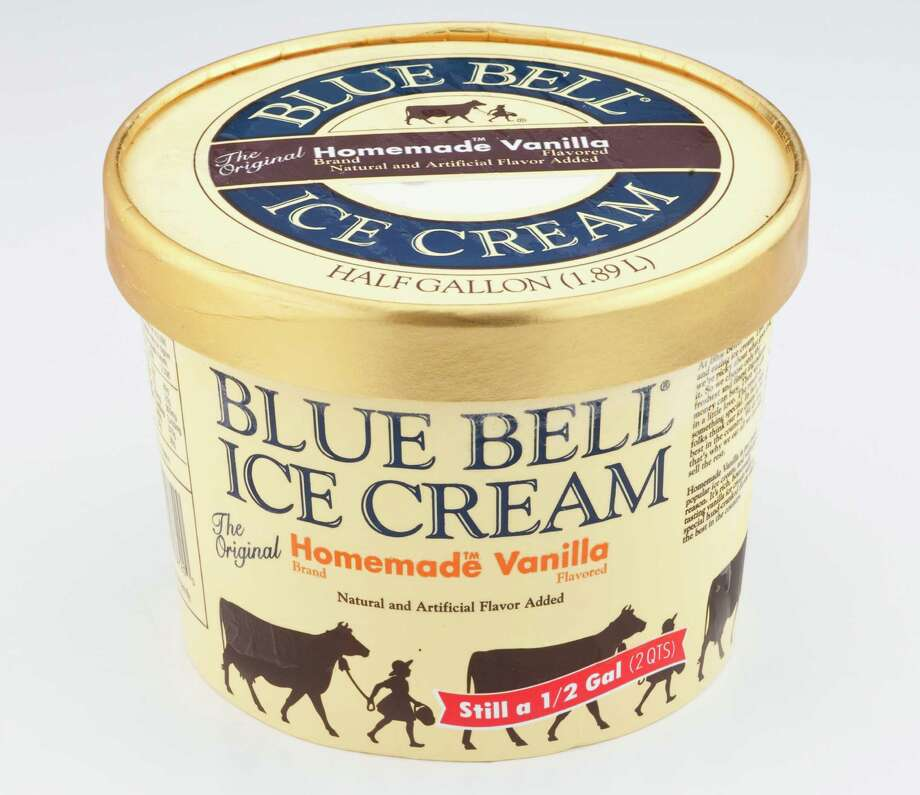 ...and Blue Bell Ice Cream, founded in Brenham in 1907... Photo: Nick De La Torre, Staff / © 2010 Houston Chronicle
