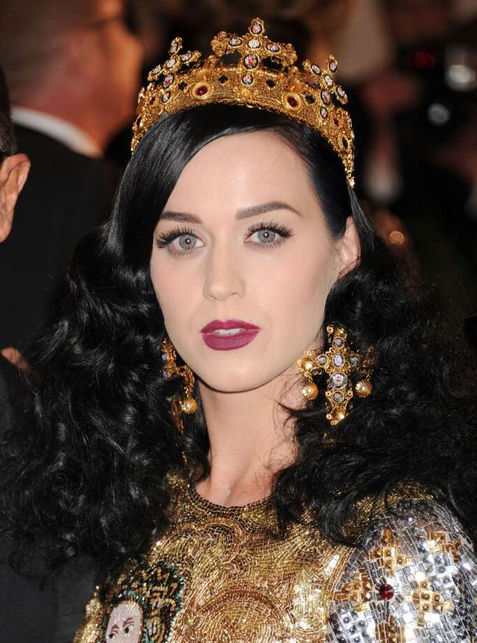 18: Katy Perry