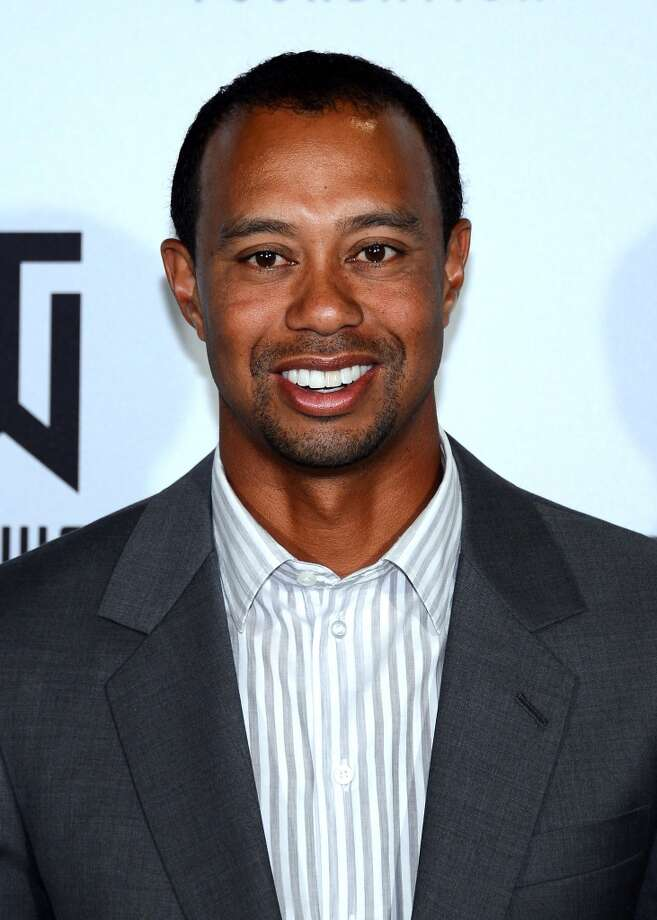 15: Tiger Woods