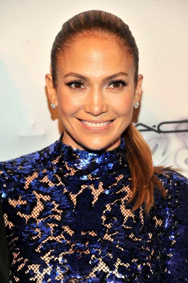 12:  Jennifer Lopez