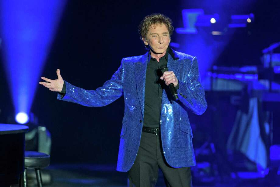 Talented composer and ageless pop star Barry Manilow turned 70 last week. His San Antonio concert was originally scheduled for May. Photo: Paul A. Hebert / Getty Images