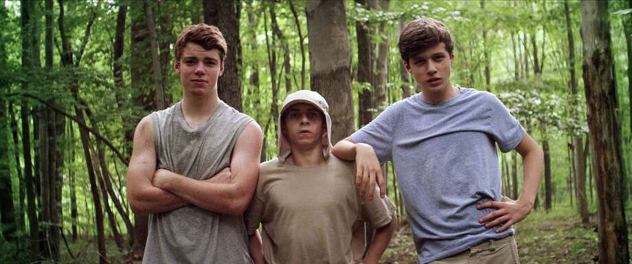 """The Kings of Summer"" opens at the Bijou on Friday. Photo: CBS Films"