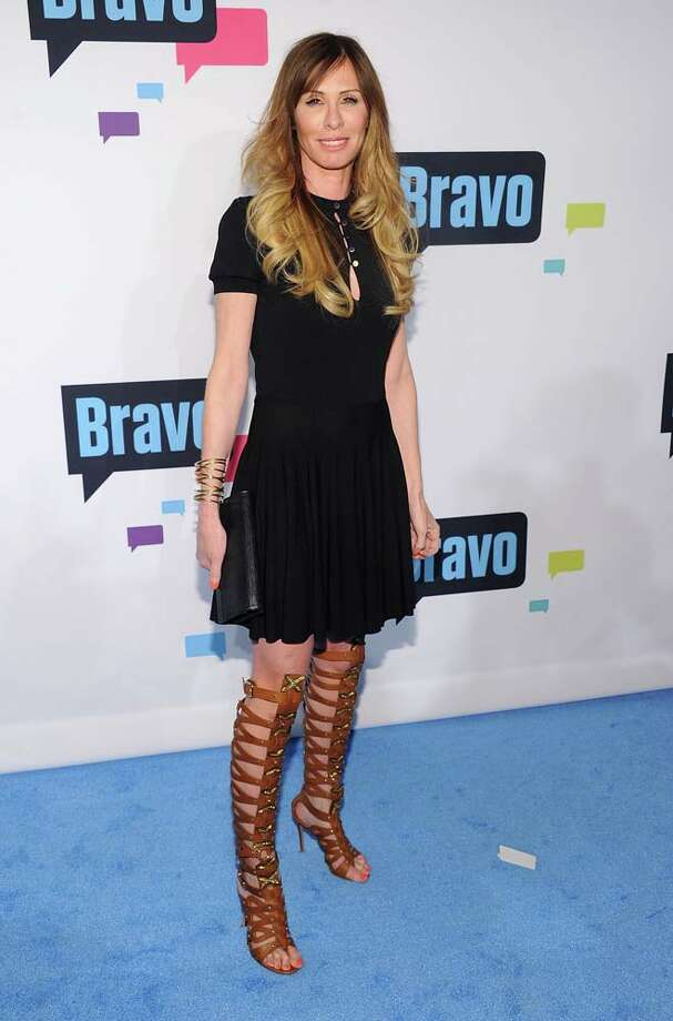 TV personality Carole Radziwill is on trend with these. Photo: Jamie McCarthy, WireImage / 2013 WireImage