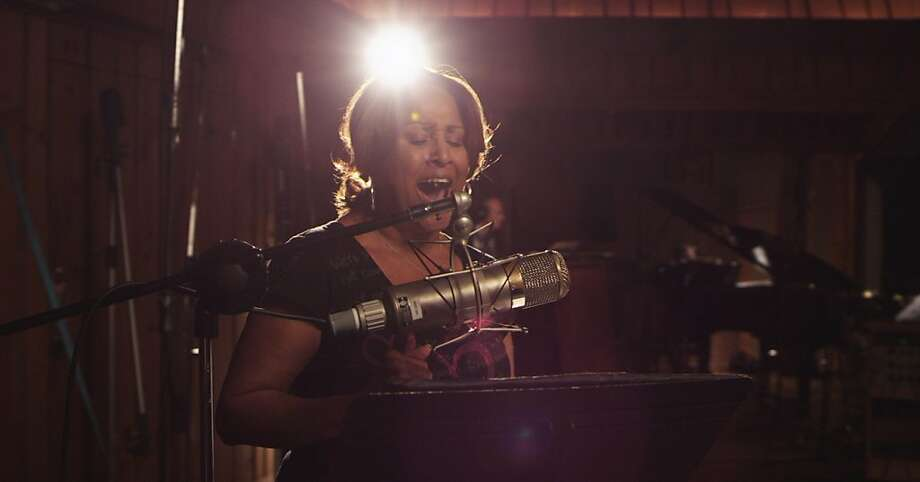 Backup singer Darlene Love, who didn't always receive credit for her work, is profiled in the documentary. Photo: Radius TWC